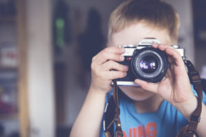boy with camera 300x200 - Can children take part in paid market research?