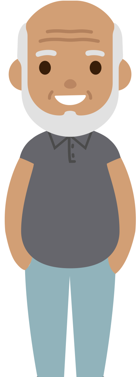 older chap