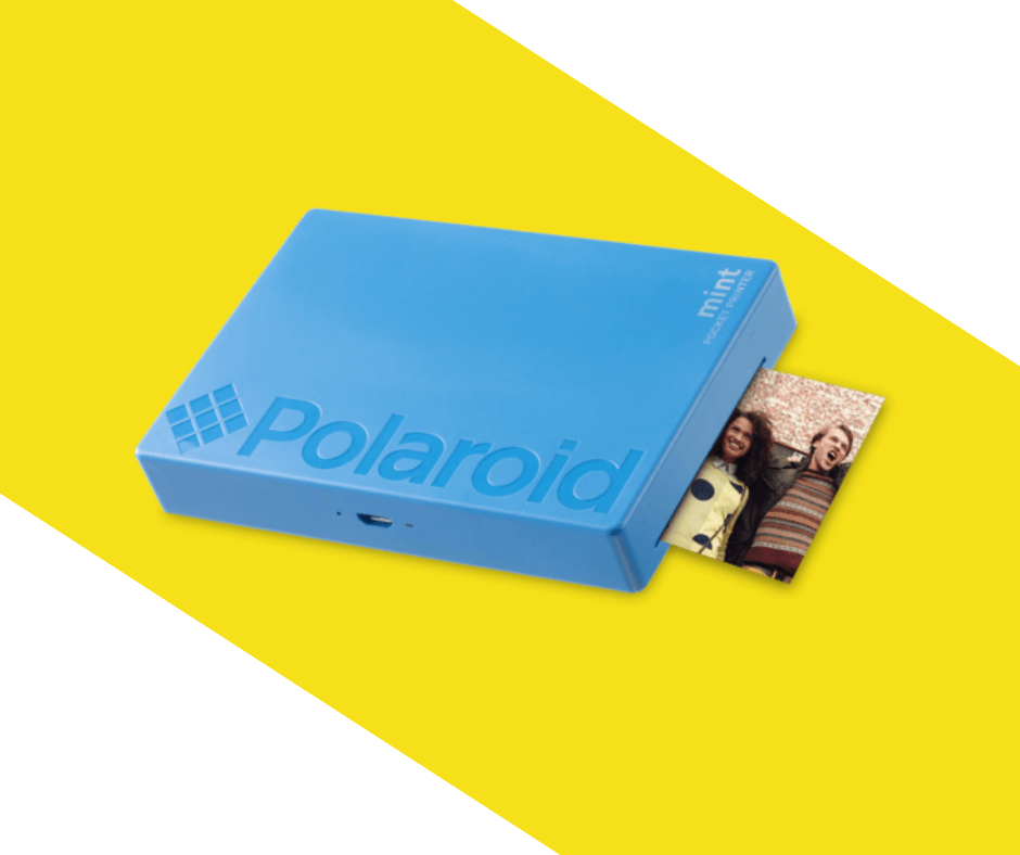 Polaroid 2 in 1 - Best tech presents to buy this Christmas