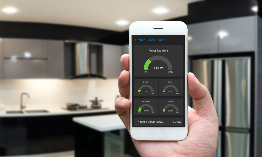 shutterstock 605813396 - The rise of the smart home - is it for you?