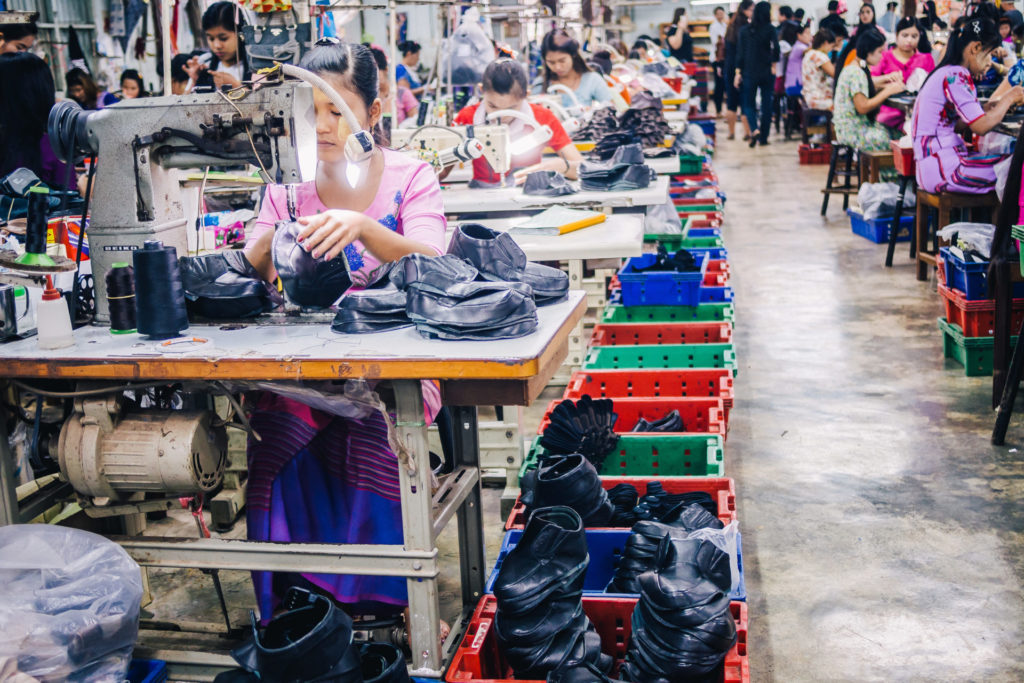 "sweatshop 1024x683 - What is ""fast fashion"" and why should we be paying more attention to it?"